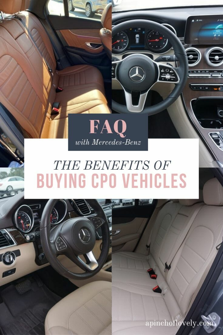 A Q&A of the Benefits of Buying CPO Vehicles with Mercedes-Benz